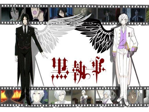 black butler pisode 1 12 saison 2 fin de l 39 anime. Black Bedroom Furniture Sets. Home Design Ideas